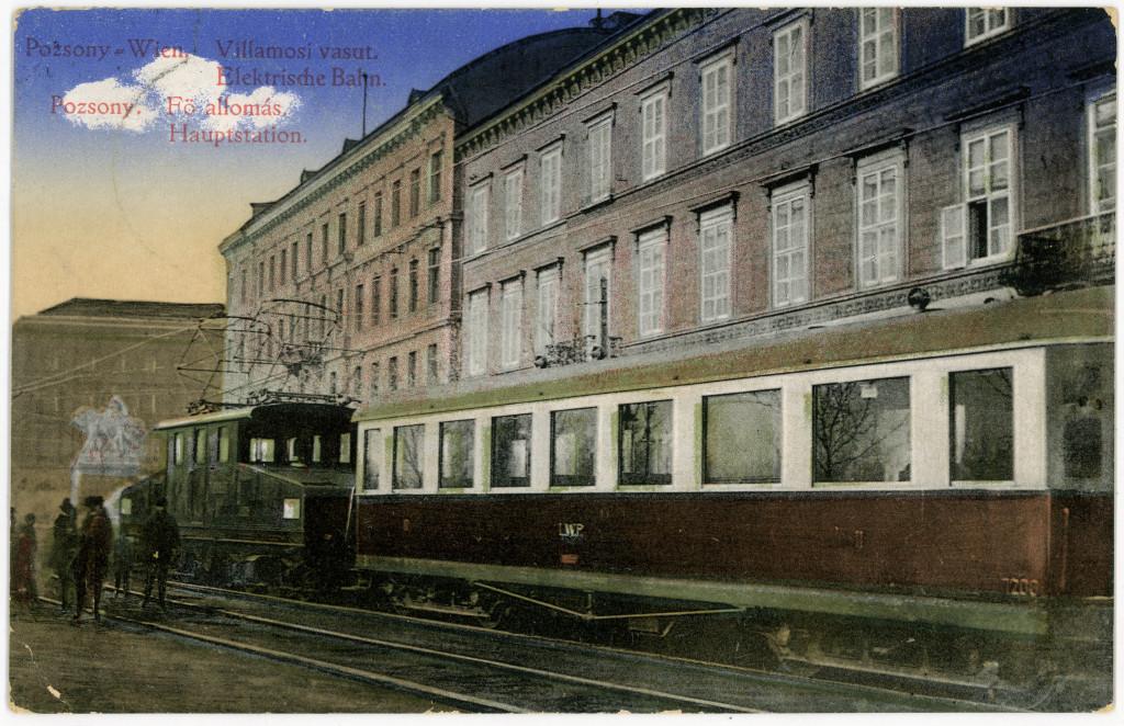 Viedenská električka