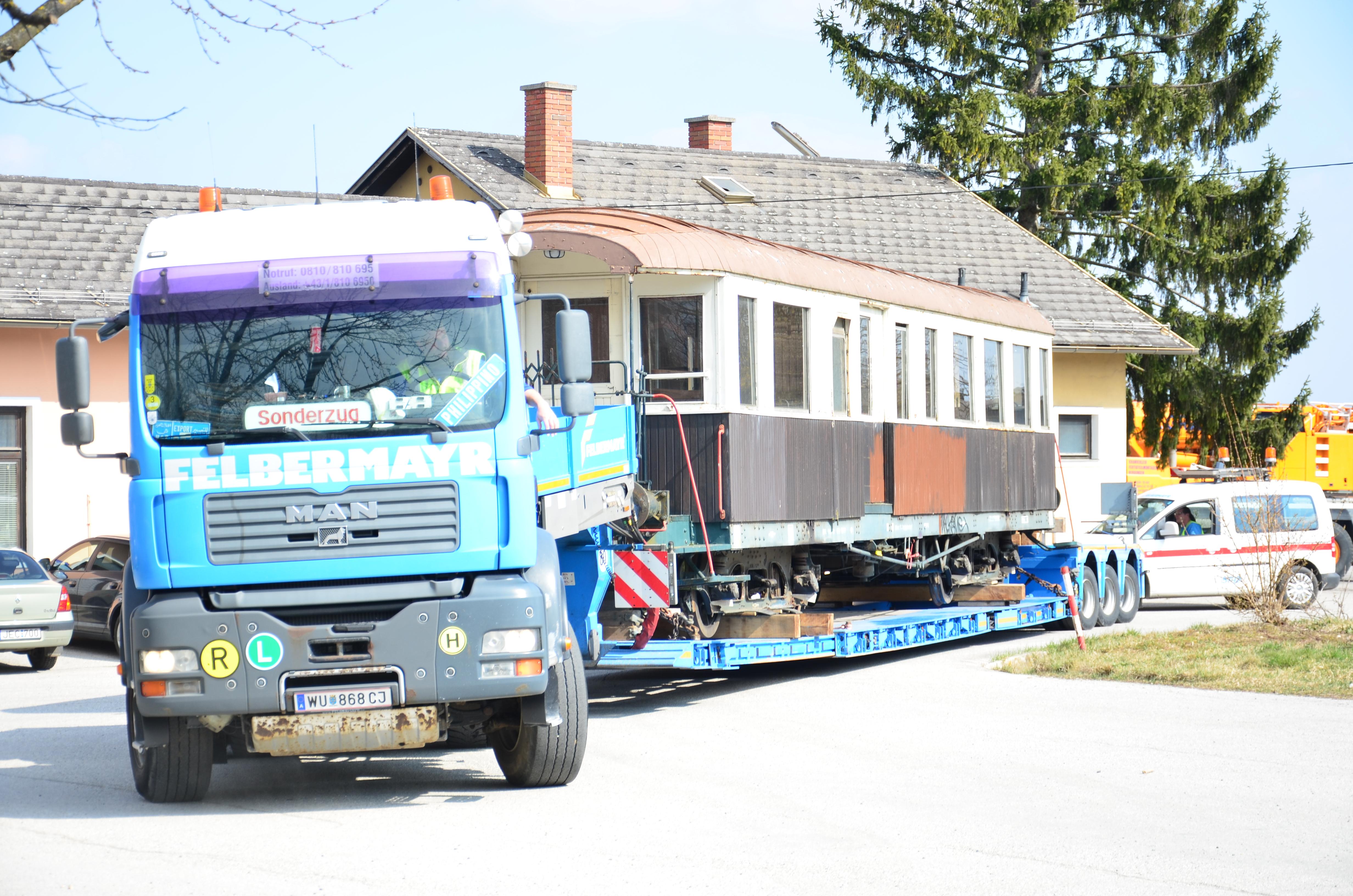 Špeciálny transport