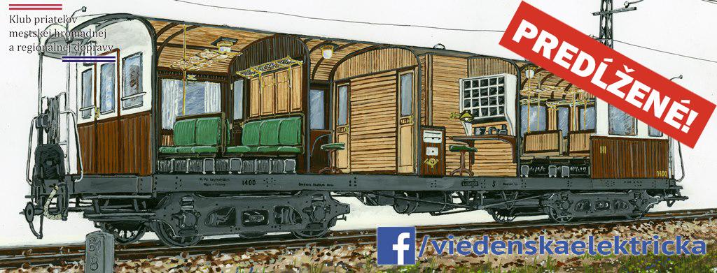 Takto by mal vyzerať osobný vozeň Ringhoffer L.W.P. BCDFa 1400 po rekonštrukcii.